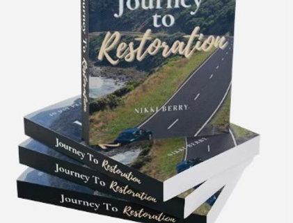 "Journey To Restoration ""40 Day Prayer Journal"""