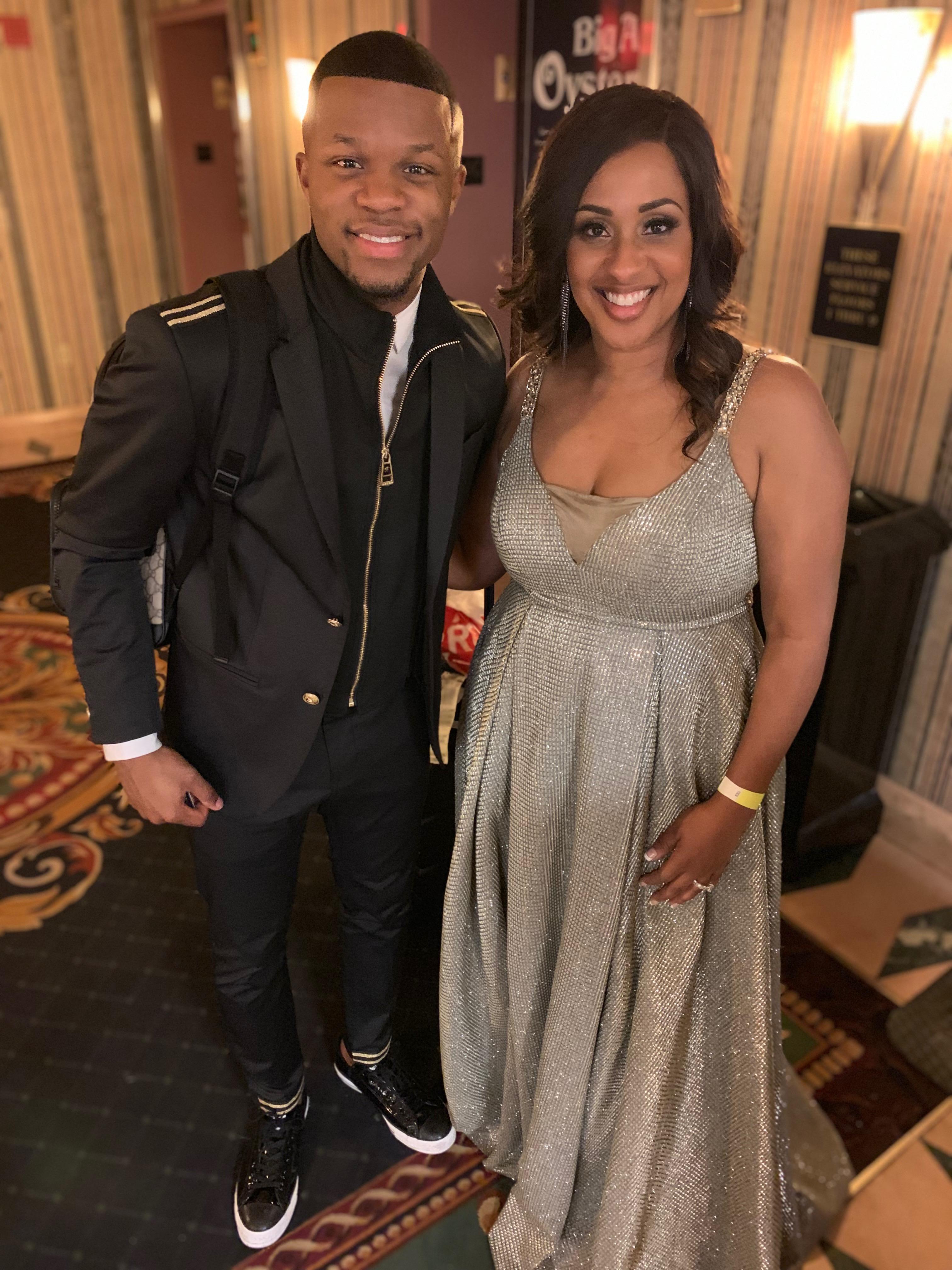 Kelontae Galvin & Nikki