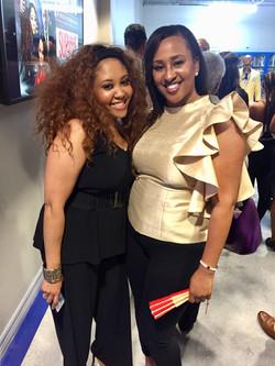 Cheryl Fortune & Nikki Berry