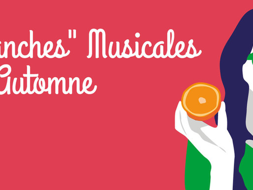 """Saôn'Automne présente ses """"tranches"""" musicales !"""