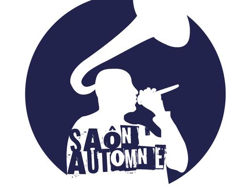 Un nouveau logo tout frais tout beau pour Saôn'Automne ...