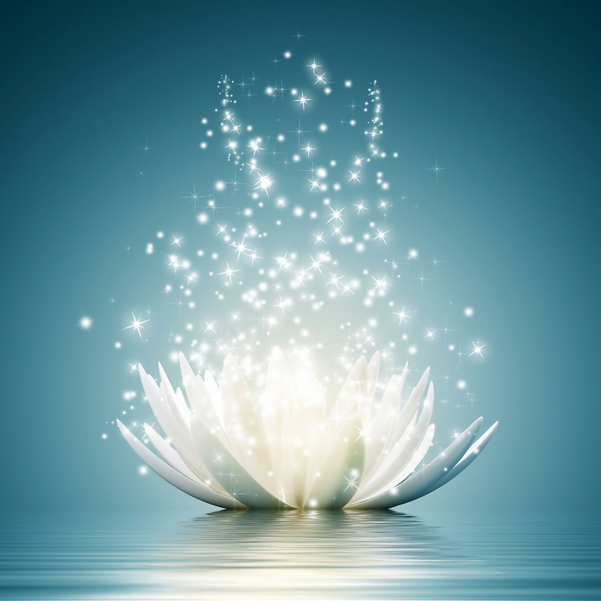 """New Moon Event: """"Unlocking your Inner Wisdom: Crown Chakra expansion"""""""