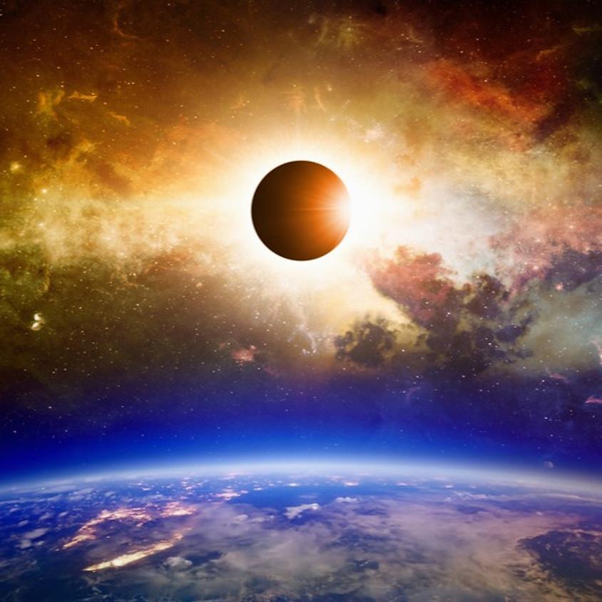 Shamanic Group Energy Healing & Yoga Nidra- Guided by the Moon's Energies