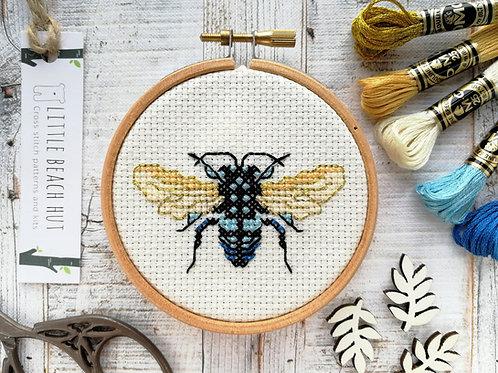 Fly Cross Stitch Kit