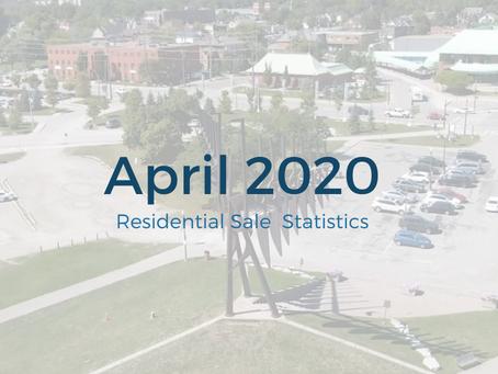 April 2020 Statistics