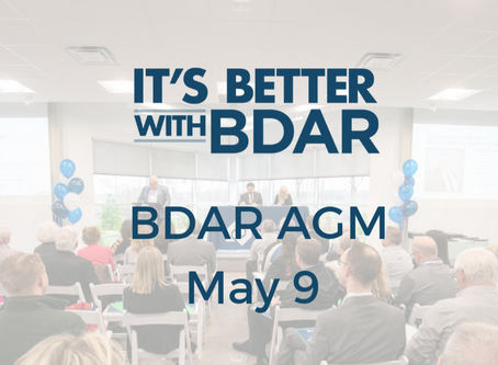 2019 BDAR AGM Highlights