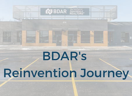 BDAR's Reinvention Journey