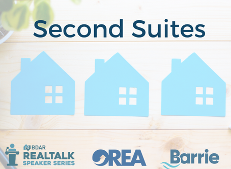 REALTalk Second Suites