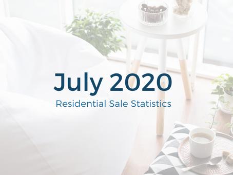 July 2020 Statistics