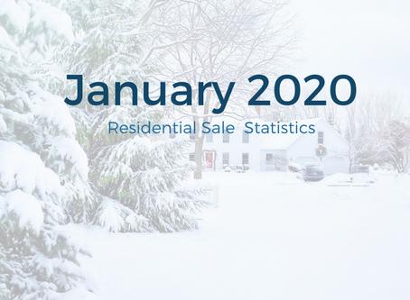 January 2020 Statistics