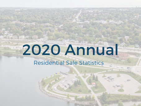 2020 Annual Residential Statistics