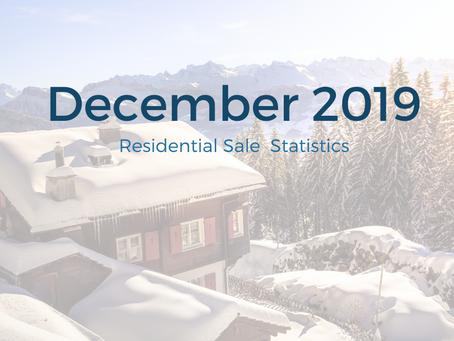 December 2019 Statistics