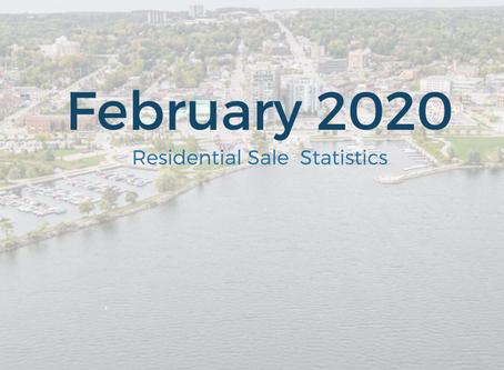 February 2020 Statistics