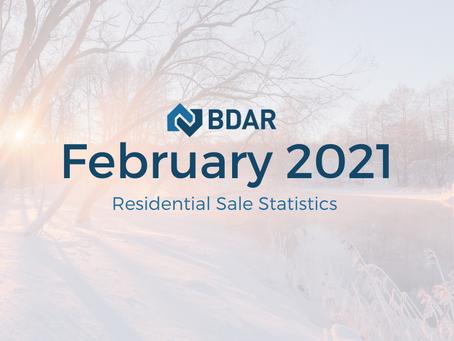 February 2021 Market Statistics