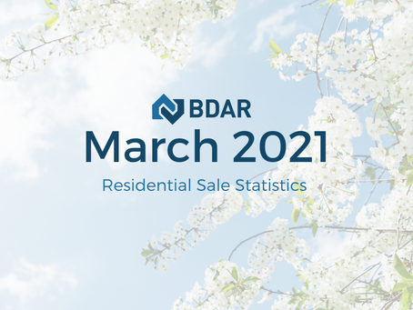 March 2021 Market Statistics