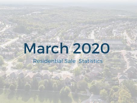 March 2020 Statistics