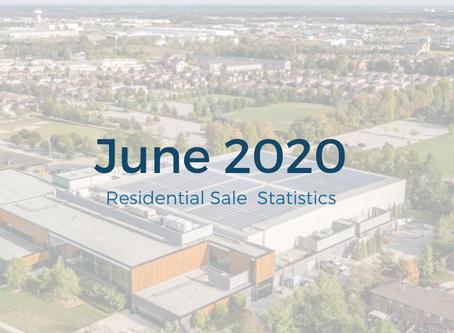 June 2020 Statistics