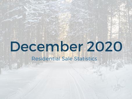 December 2020 Statistics