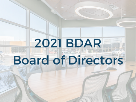 CHANTAL GODARD IS THE 2021 PRESIDENT OF BARRIE & DISTRICT ASSOCIATION OF REALTORS®