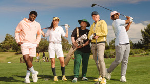 Extra Butter NY and Adidas Golf Tee Up a 'Happy Gilmore' 25th Anniversary Collection