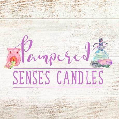 Pampered Senses Candles