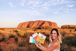 Book Launch Uluru
