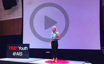 TEDx talk - How to find your path after school