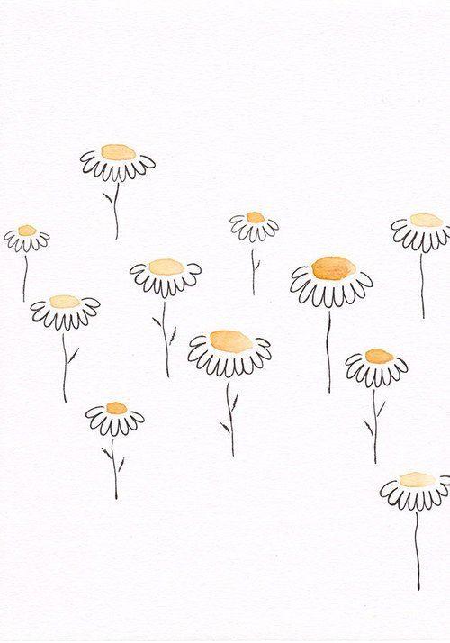 Flower Sketch Muse