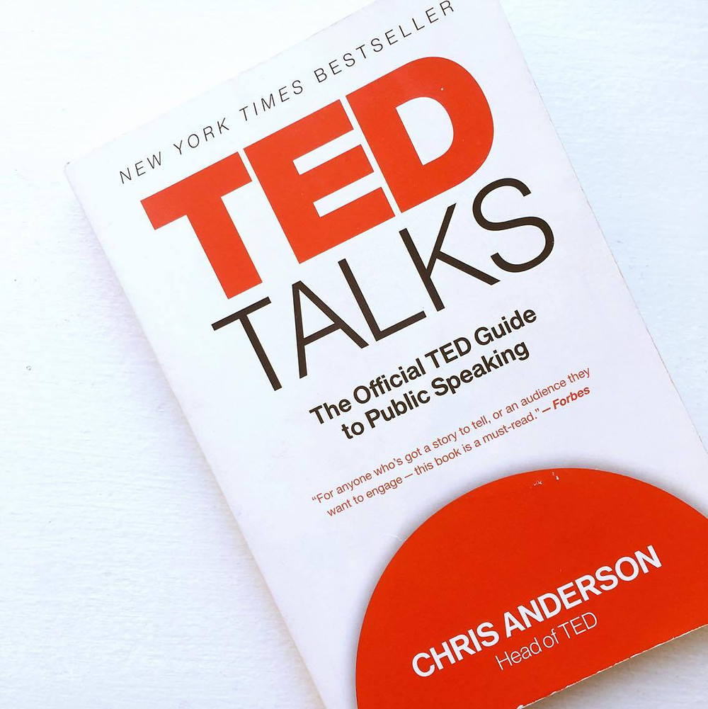 Ted Talks Book: Written by Chris Anderson