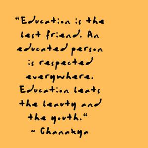 Chanakya Quote
