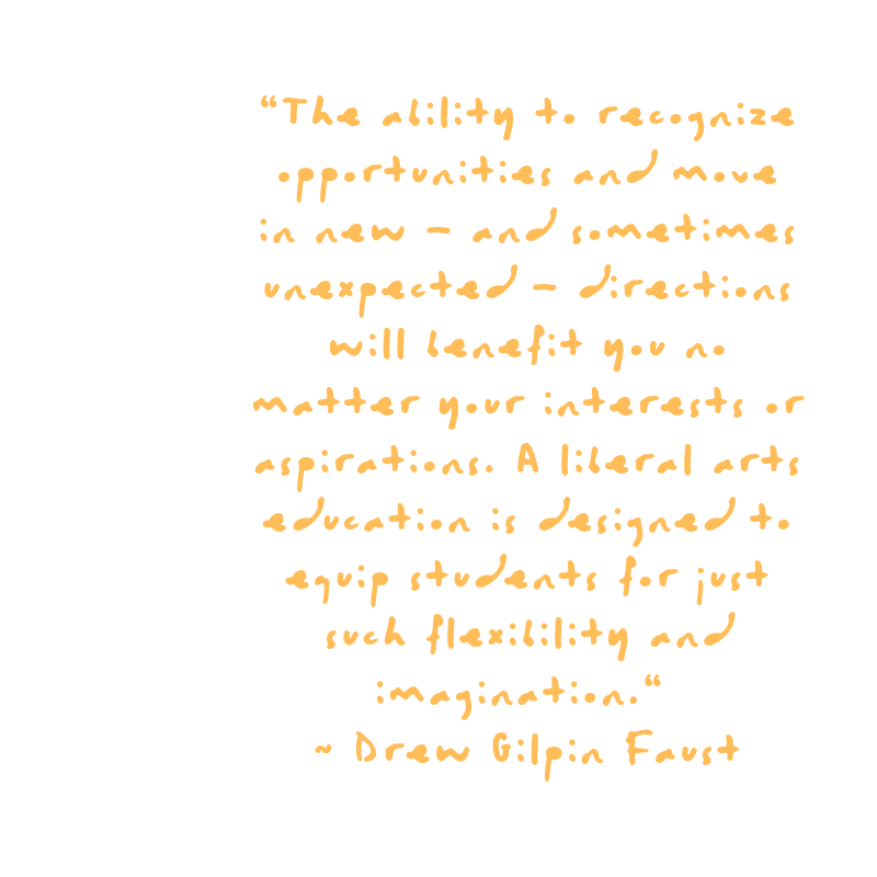 Drew Gilpin Faust Quote