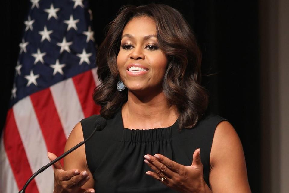 Michelle Obama - Parenting advice
