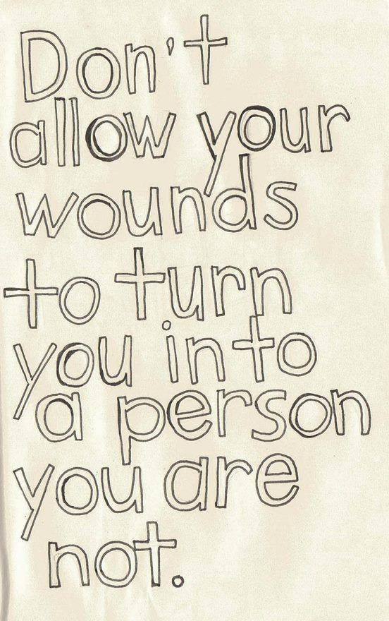 Wounds Quote Muse