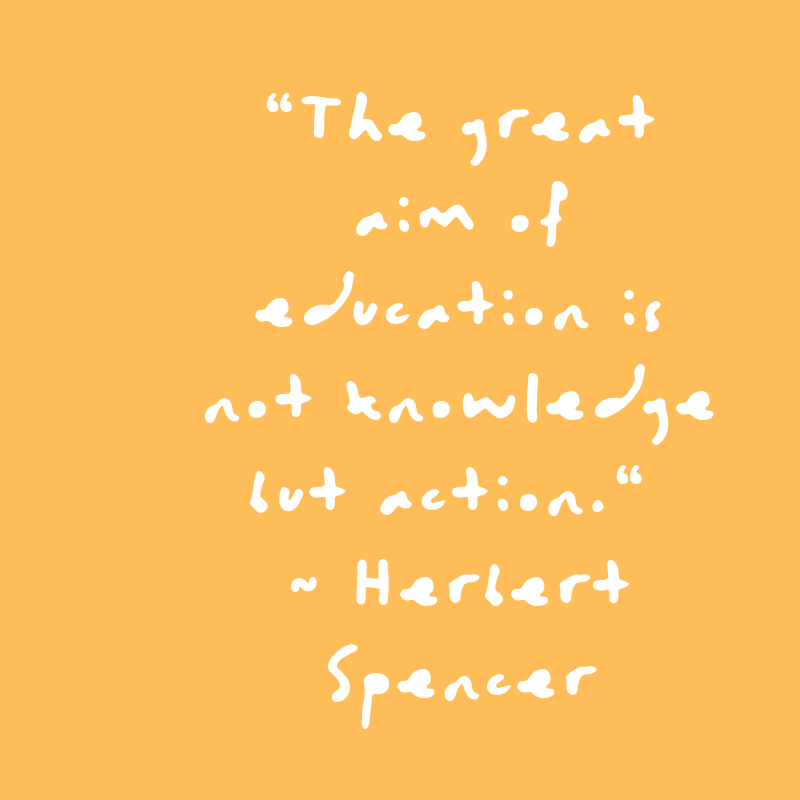 Herbert Spencer Quote