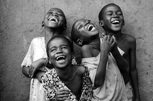 Kids laughing muse