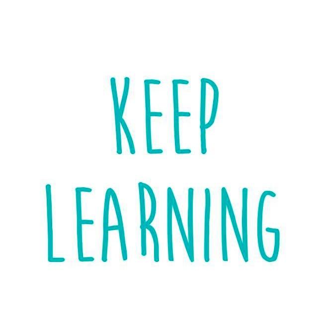 Keep learning image