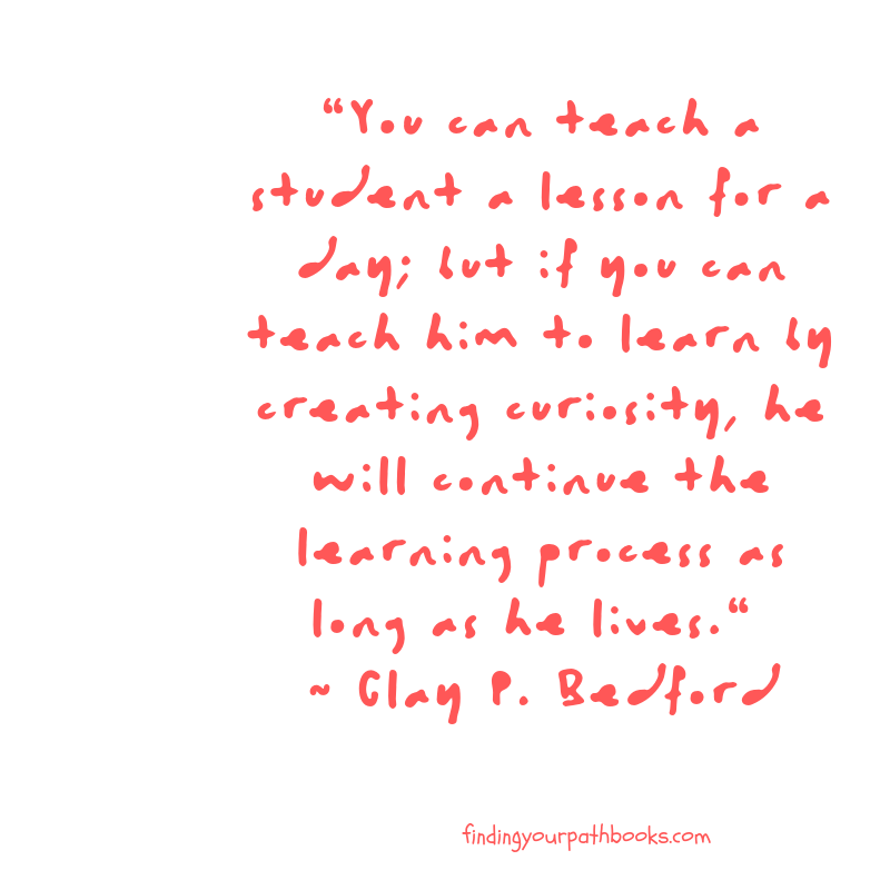 Clay P. Bedford Quote