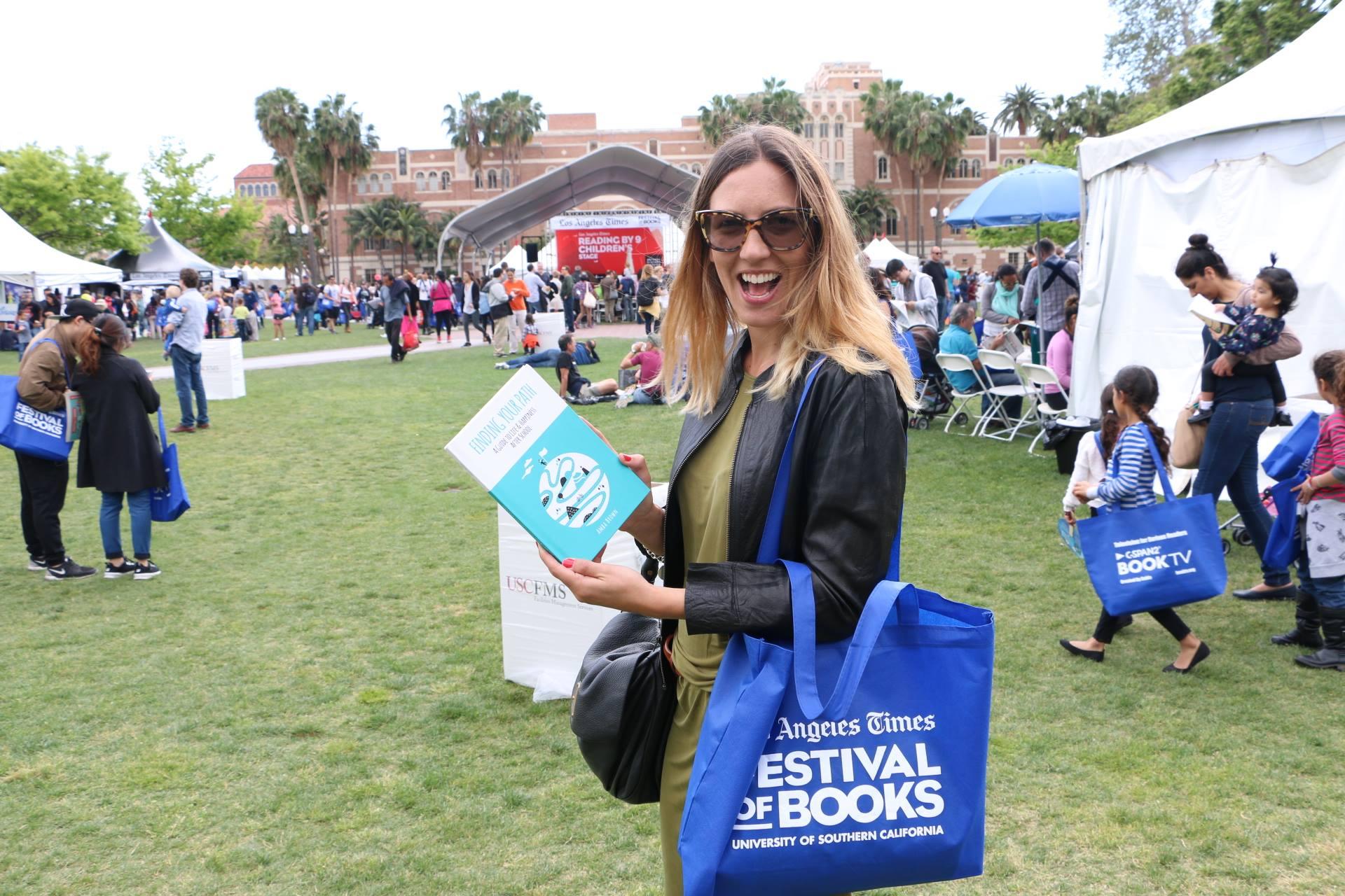 LA Times Festival of Books, USA