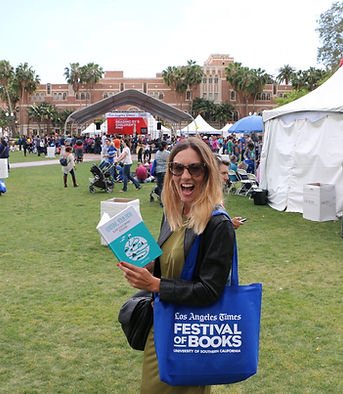 LA Times Festival of Books 2016