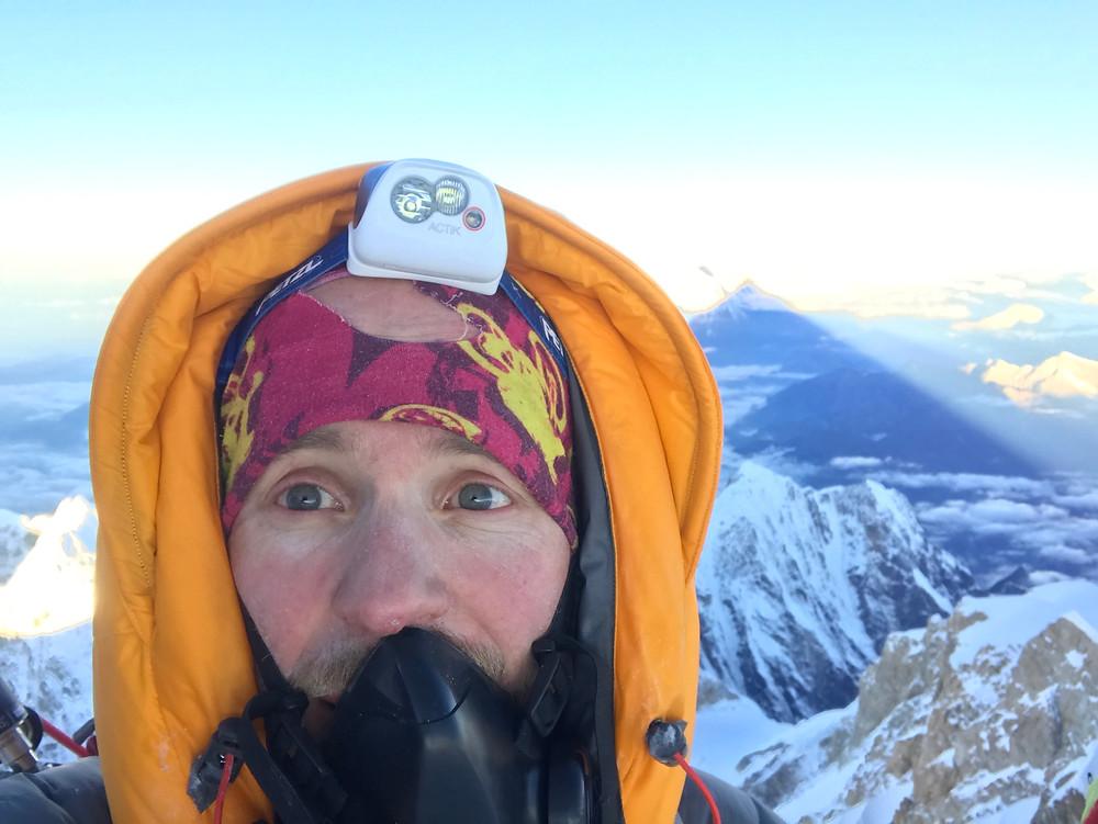 Matt Eakin, founder of Himalayan Schoolies
