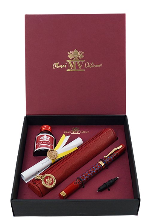 Vatican Museum Stationary Set
