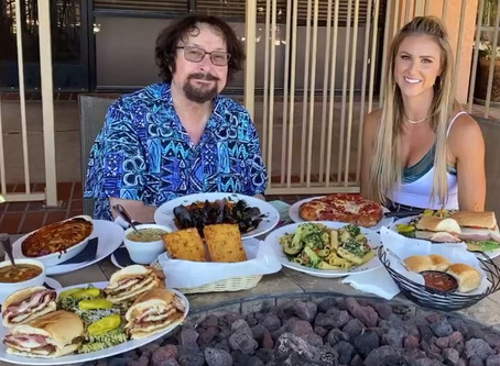 Food Critic Gives Vincenzo's Olive Tree Rave Reviews