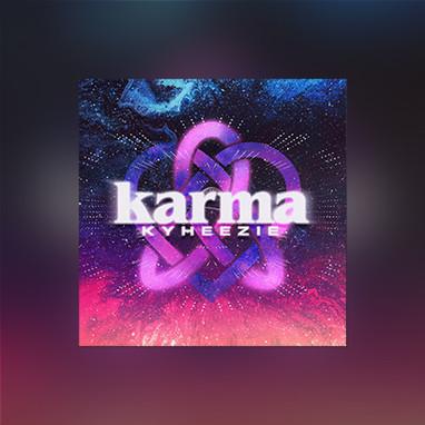 """KYHEEZIE """"KARMA"""" ALBUM"""
