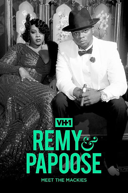 REMY & PAPOOSE MEET THE MACKIES COVER