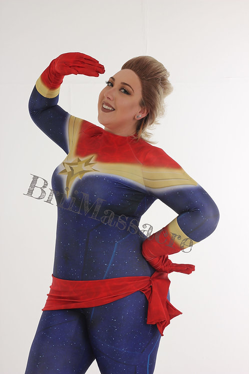 Captain Marvel print 1.0
