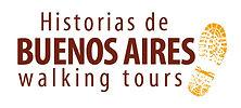 Logo Historias de Buenos Aires walking t