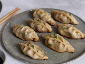 Ravioli Cinesi Ripieni di Verdure - Ricetta Vegan
