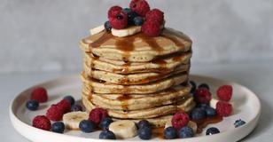 Pancake Vegani: Ricetta Facilissima e Veloce