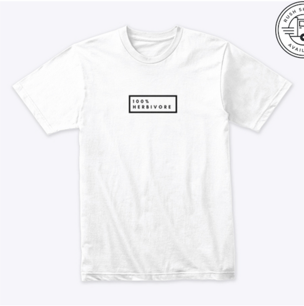 100% Herbivore - WHITE