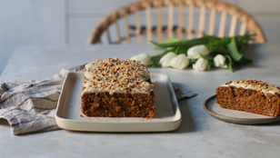 Torta Senza Glutine e Vegana: Torta alle Carote